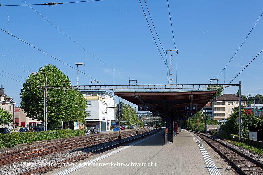 """Bahnhof """"Küsnacht ZH"""""""