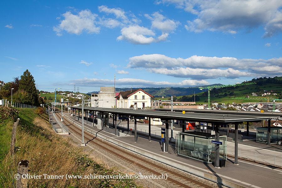 "Bahnhof ""Küssnacht am Rigi"""