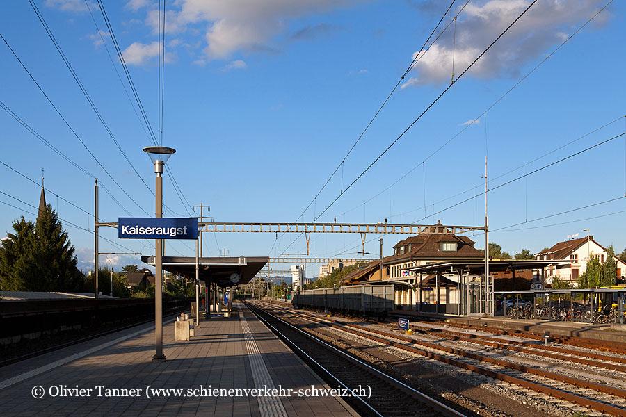 "Bahnhof ""Kaiseraugst"""