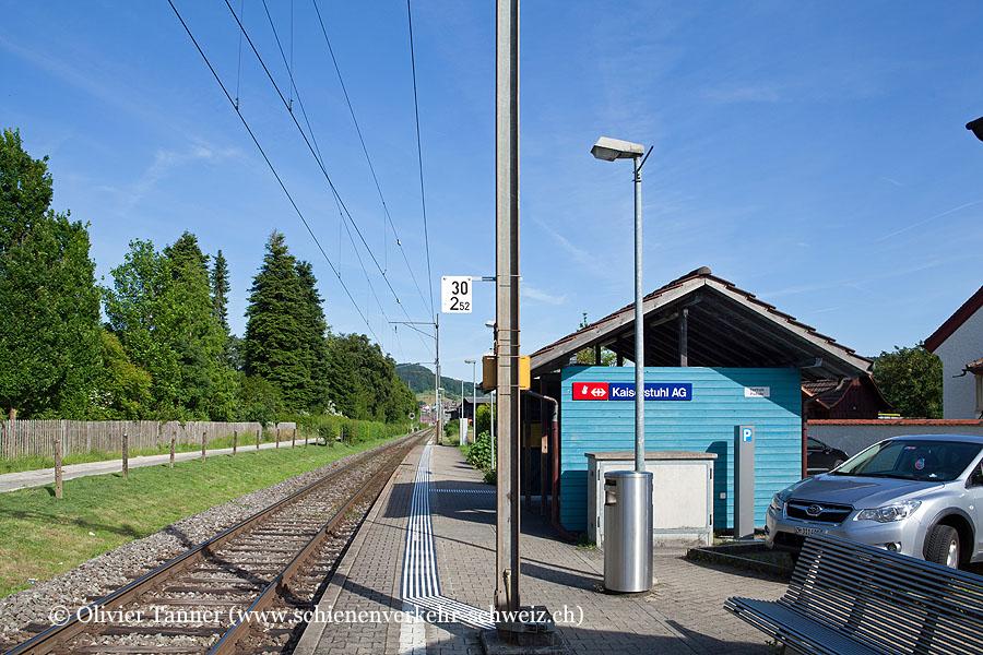 """Bahnhof """"Kaiserstuhl AG"""""""