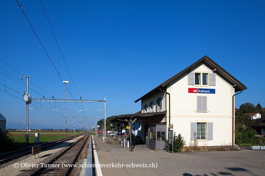 "Bahnhof ""Kallnach"""