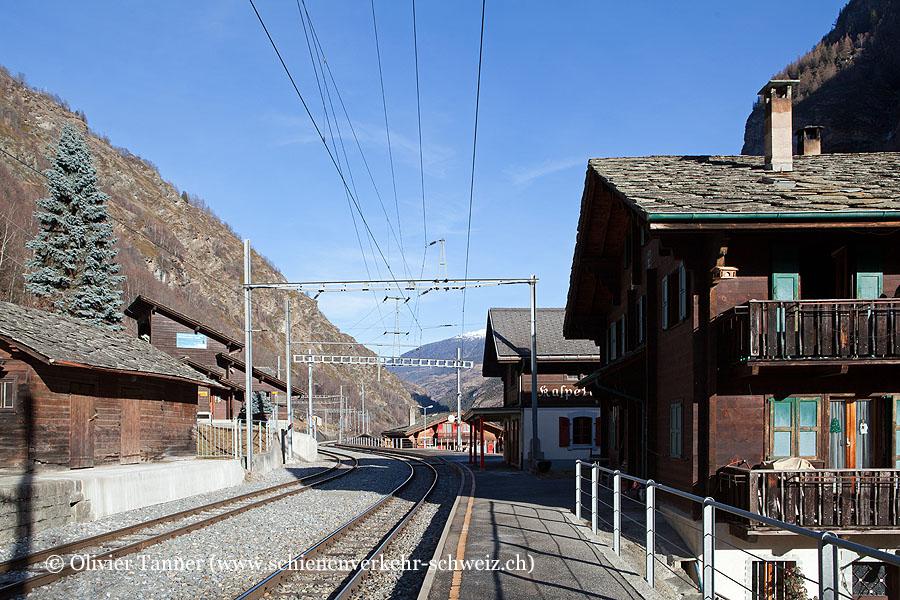 "Bahnhof ""Kalpetran"""