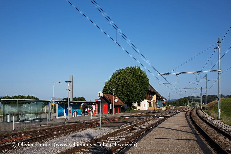 """Bahnhof """"Kaltbrunn"""""""