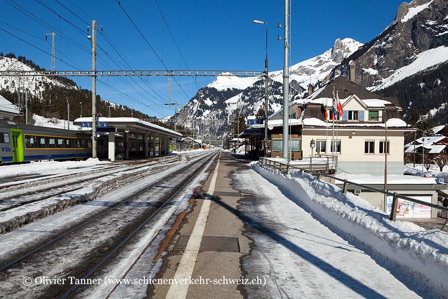 "Bahnhof ""Kandersteg"""