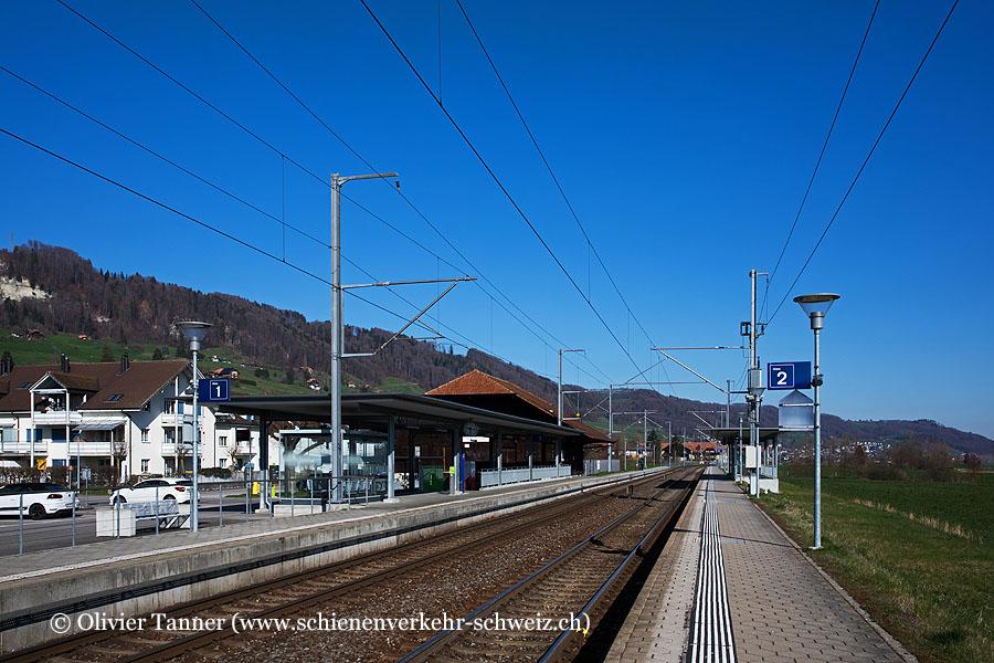 "Bahnhof ""Kaufdorf"""