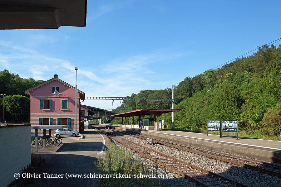 """Bahnhof """"Kemptthal"""""""