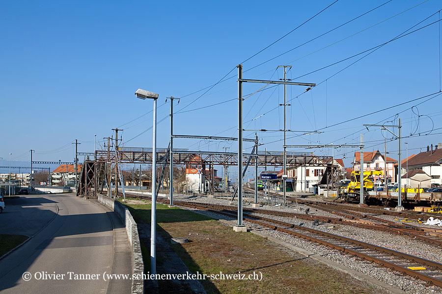 "Bahnhof ""Kerzers"""