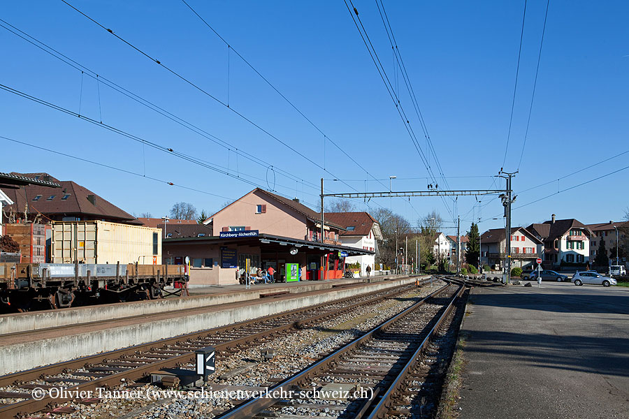 "Bahnhof ""Kirchberg-Alchenflüh"""
