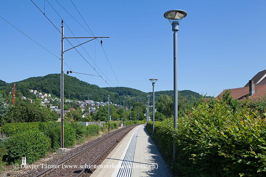 """Bahnhof """"Klingnau"""""""