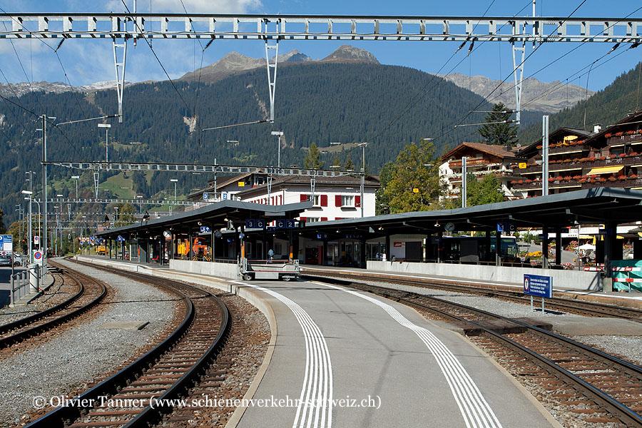 "Bahnhof ""Klosters Platz"""