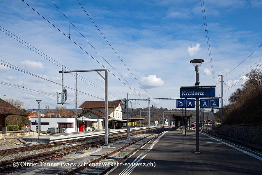 "Bahnhof ""Koblenz"""