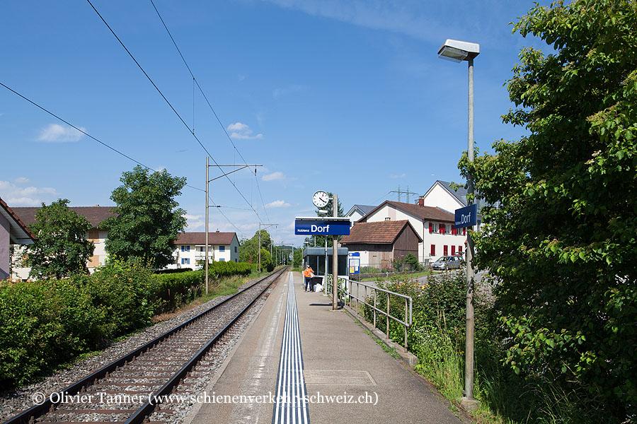 """Bahnhof """"Koblenz Dorf"""""""