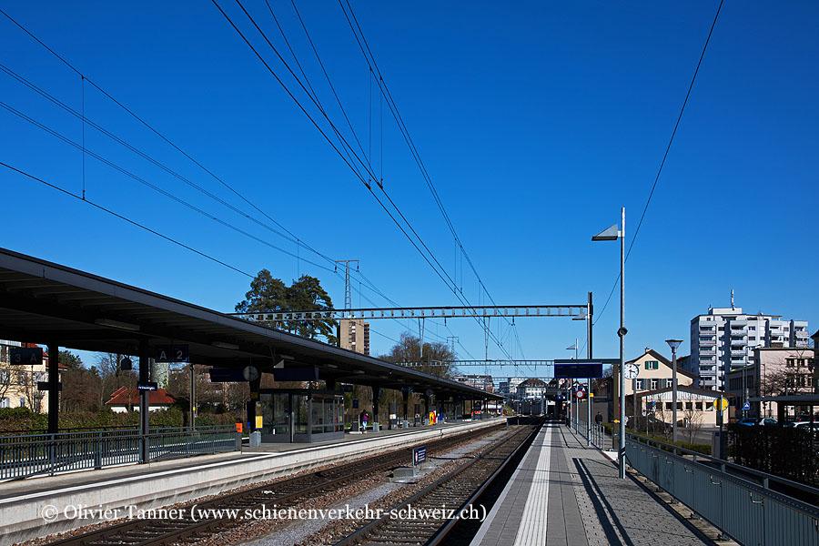 """Bahnhof """"Kreuzlingen"""""""