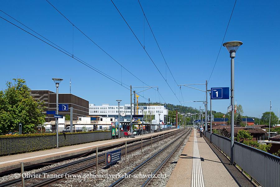 "Bahnhof ""Kriens Mattenhof"""