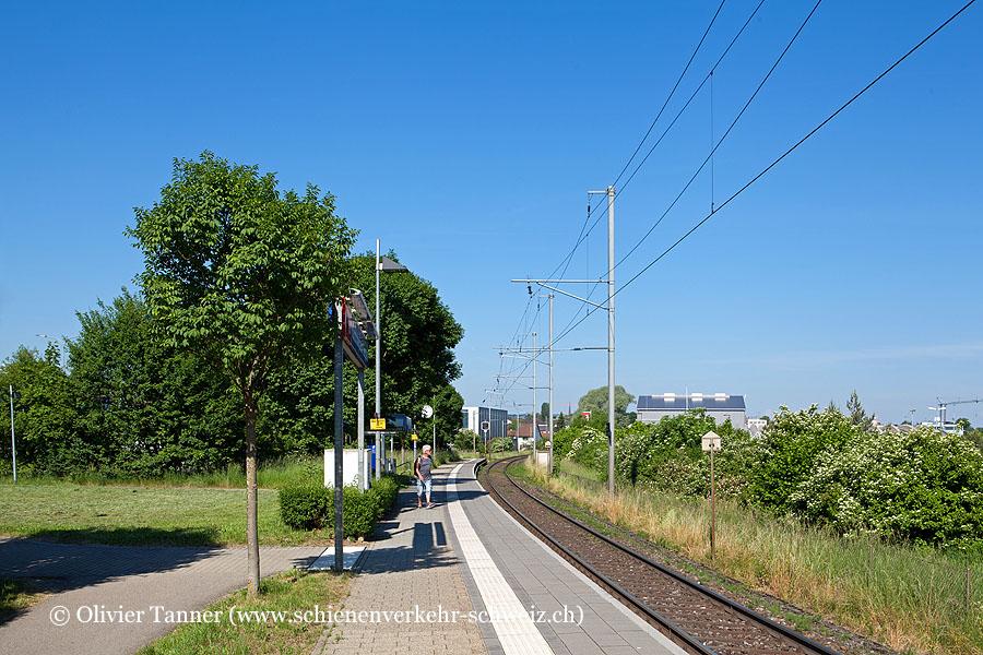 "Bahnhof ""Kurzrickenbach Seepark"""