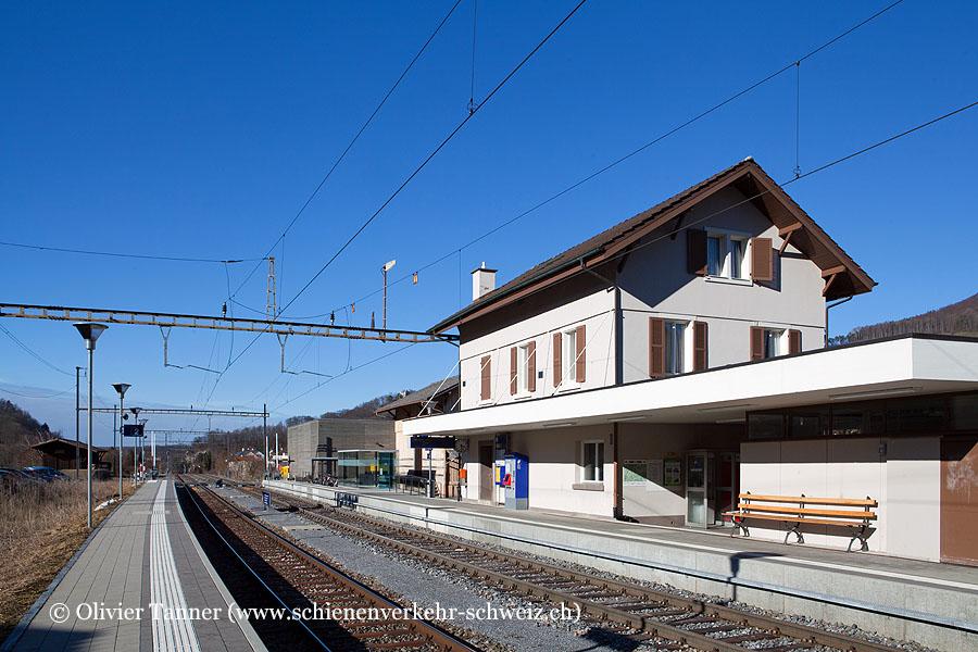 """Bahnhof """"Läufelfingen"""""""