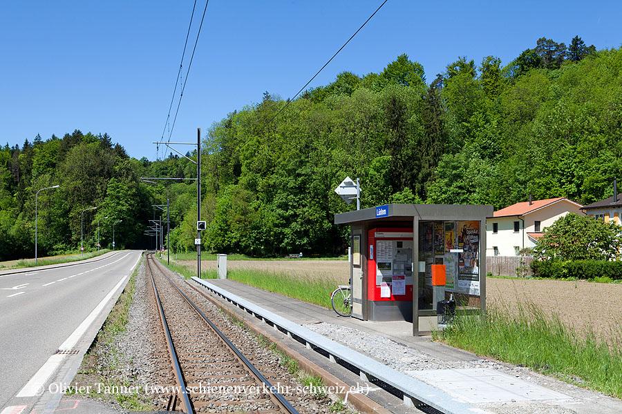 "Bahnhof ""Lüdem"""