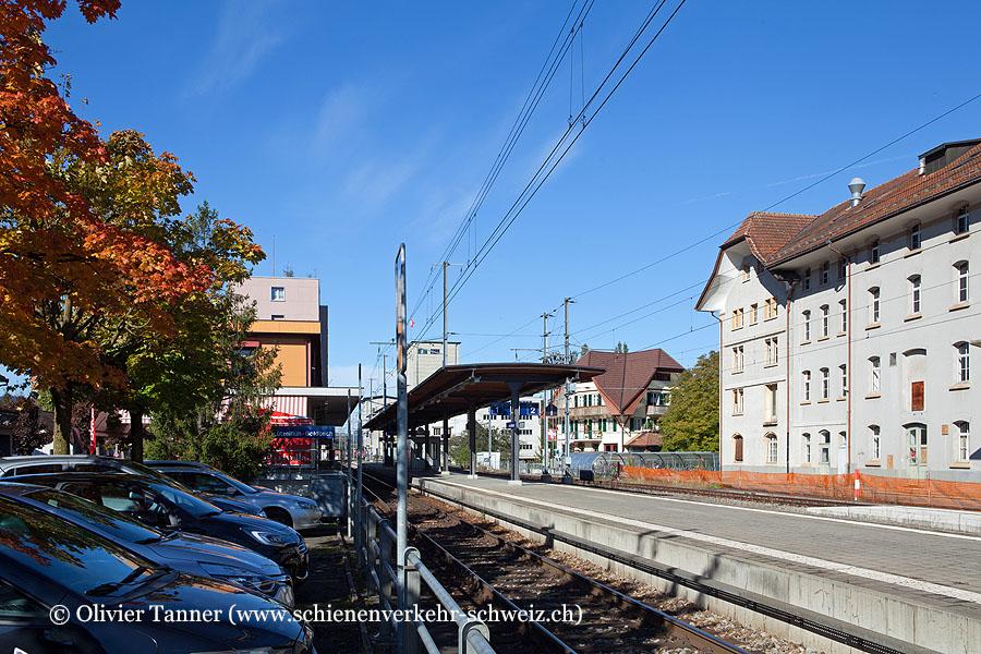 """Bahnhof """"Lützelflüh-Goldbach"""""""