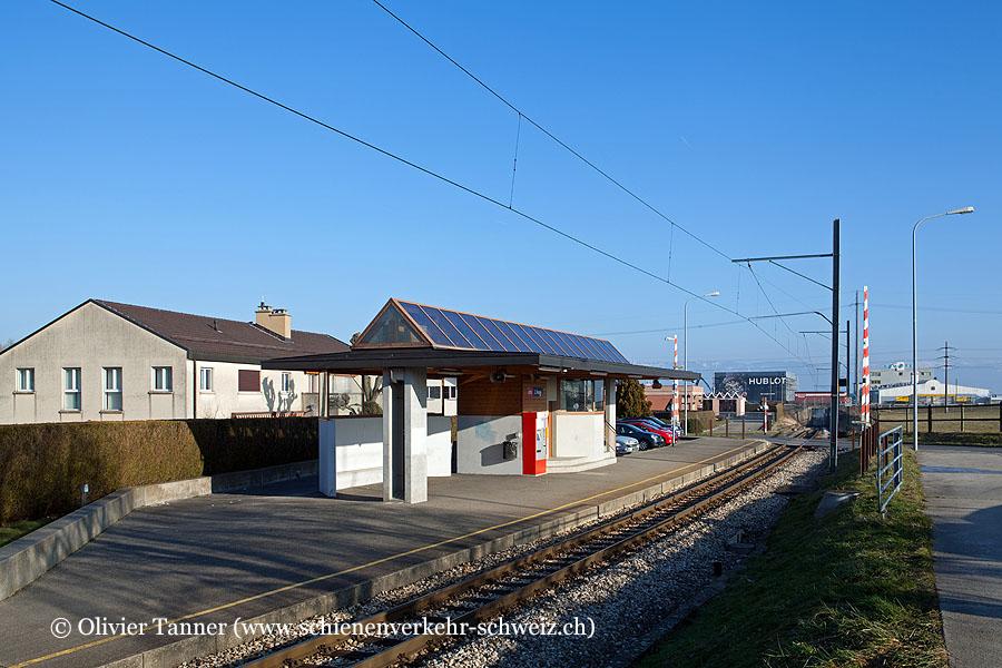 "Bahnhof ""L'Asse"""