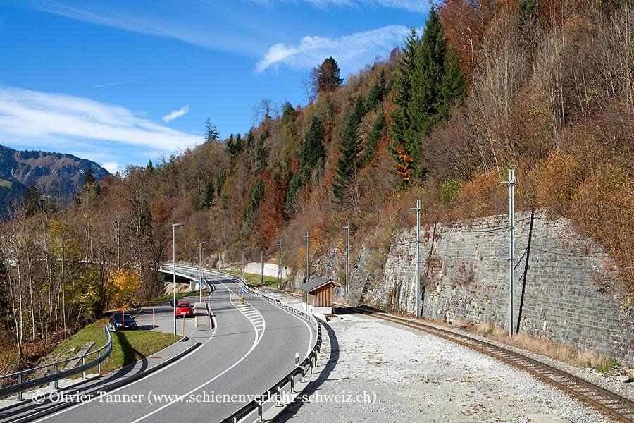 """Bahnhof """"La Chaudanne-Les Moulins"""""""