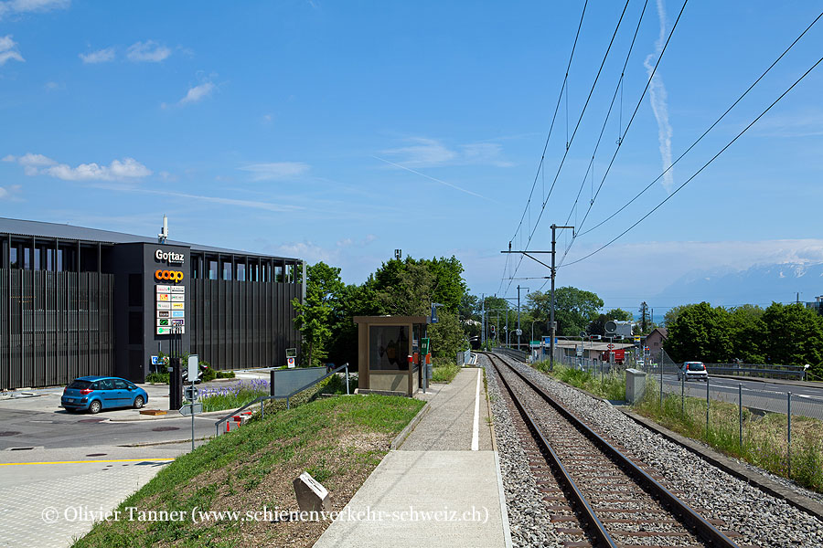 "Bahnhof ""La Gottaz"""
