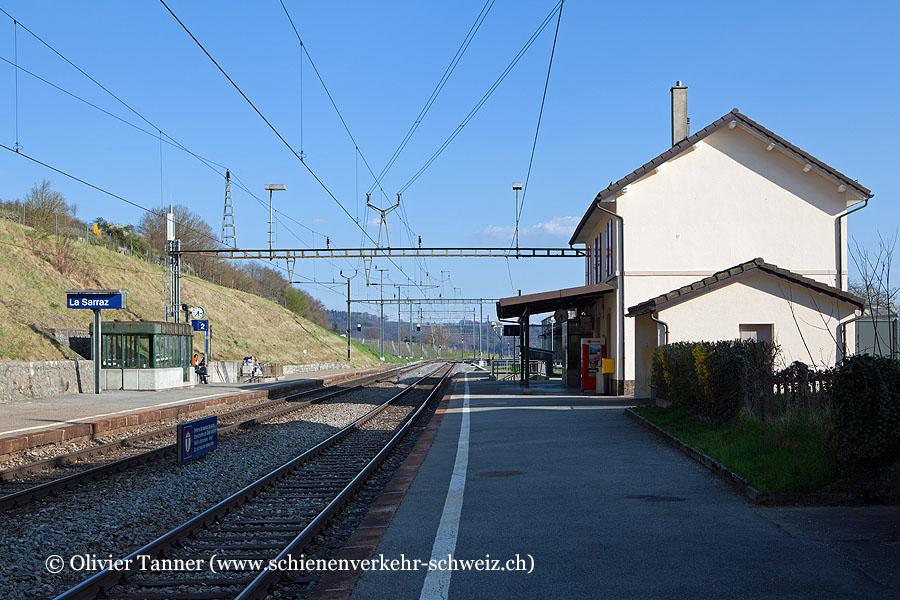 "Bahnhof ""La Sarraz"""