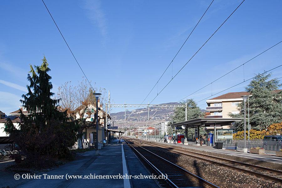 """Bahnhof """"La Tour-de-Peilz"""""""