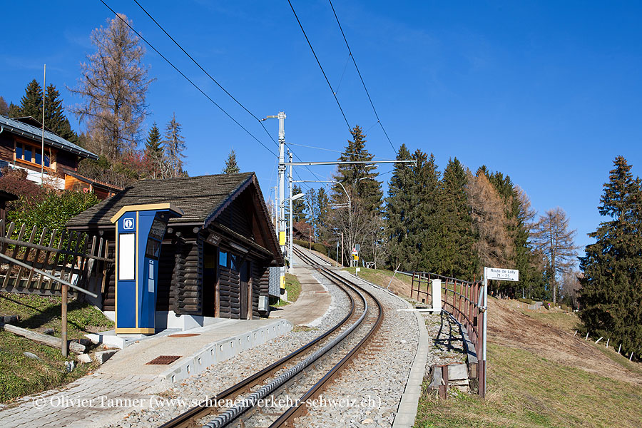 "Bahnhof ""Lally"""