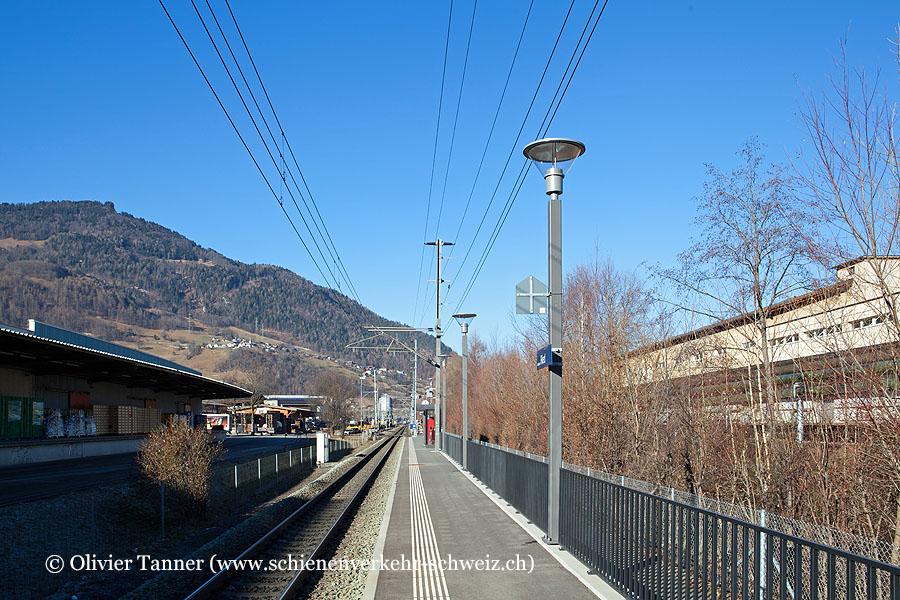 "Bahnhof ""Landquart Ried"""