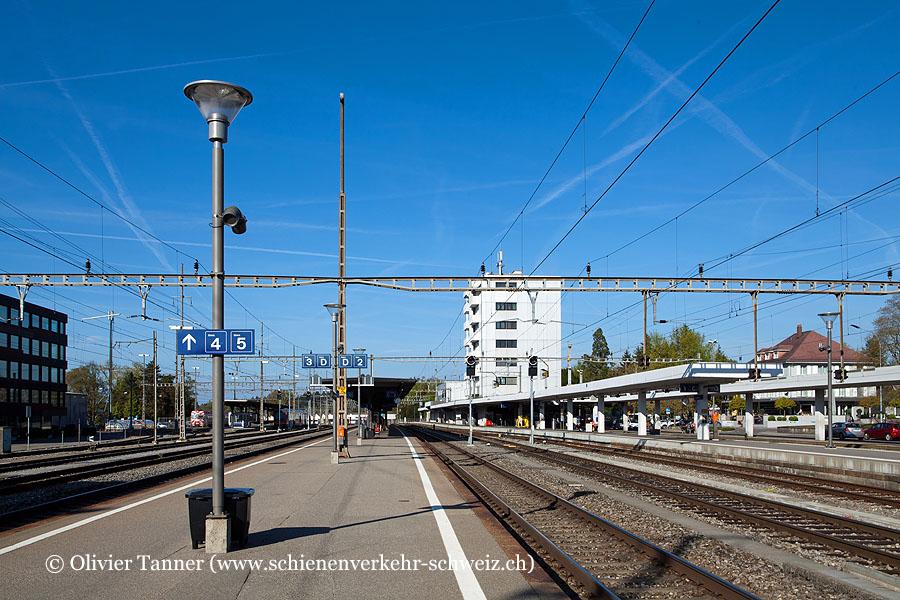 "Bahnhof ""Langenthal"""