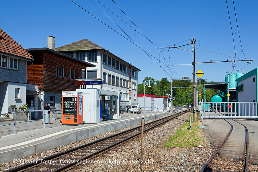 "Bahnhof ""Langenthal Gaswerk"""