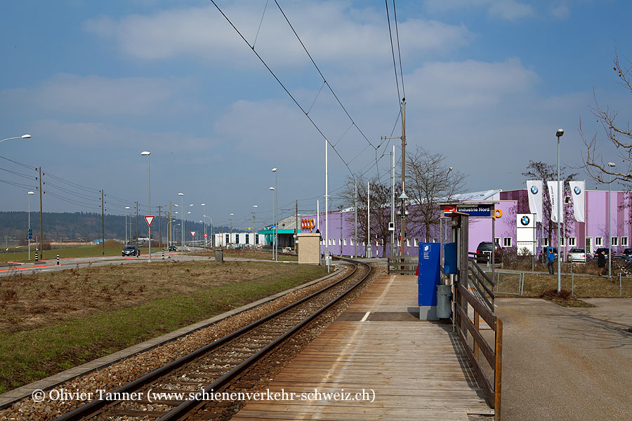 "Bahnhof ""Langenthal Industrie Nord"""