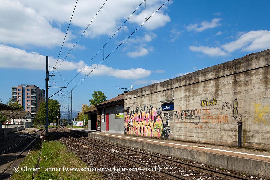 "Bahnhof ""Langenthal Süd"""