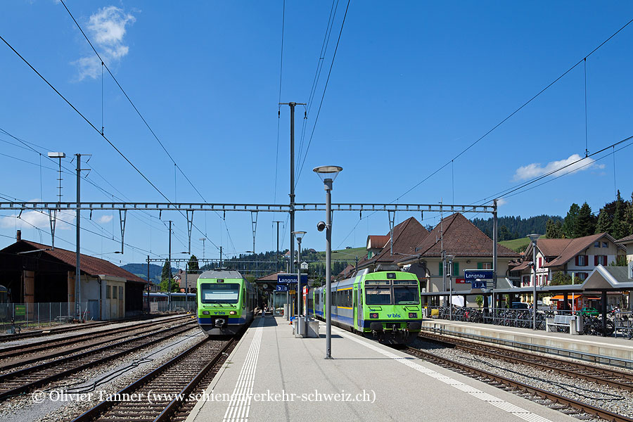 "Bahnhof ""Langnau"""