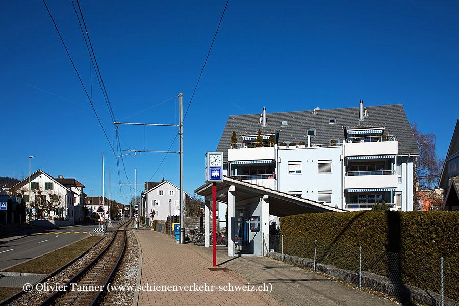 "Bahnhof ""Langwies ZH"""