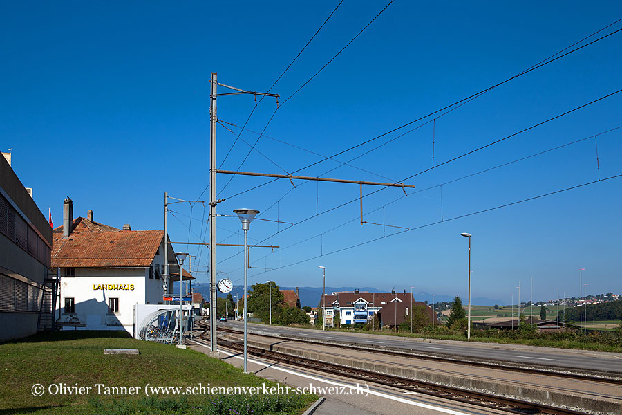 "Bahnhof ""Lattrigen"""