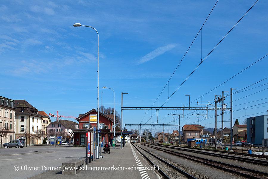 "Bahnhof ""Laufenburg"""