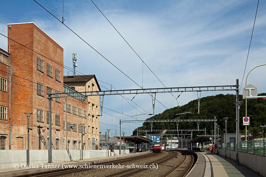 "Bahnhof ""Lausen"""