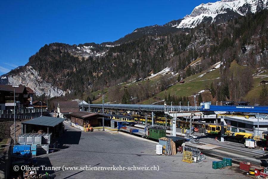 """Bahnhof """"Lauterbrunnen"""""""