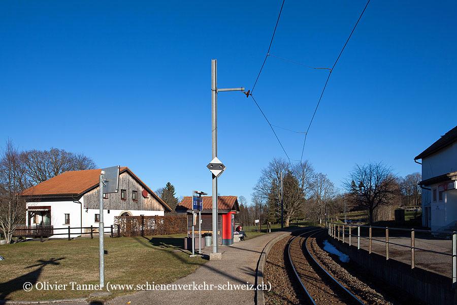 """Bahnhof """"Le Boéchet"""""""