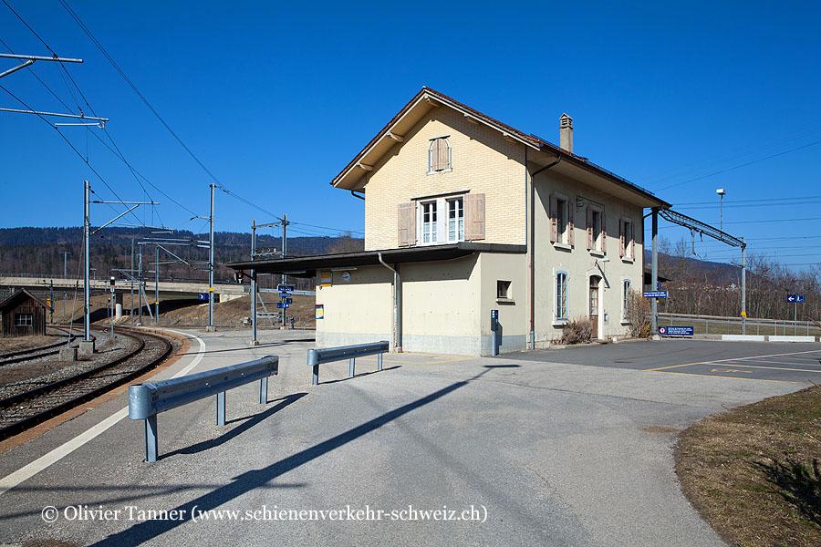 "Bahnhof ""Le Day"""