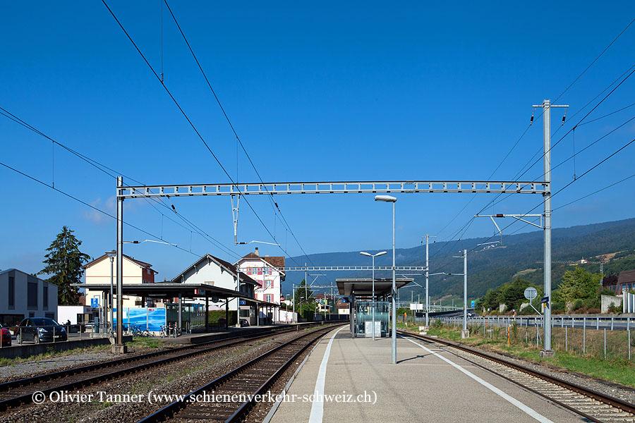 """Bahnhof """"Le Landeron"""""""