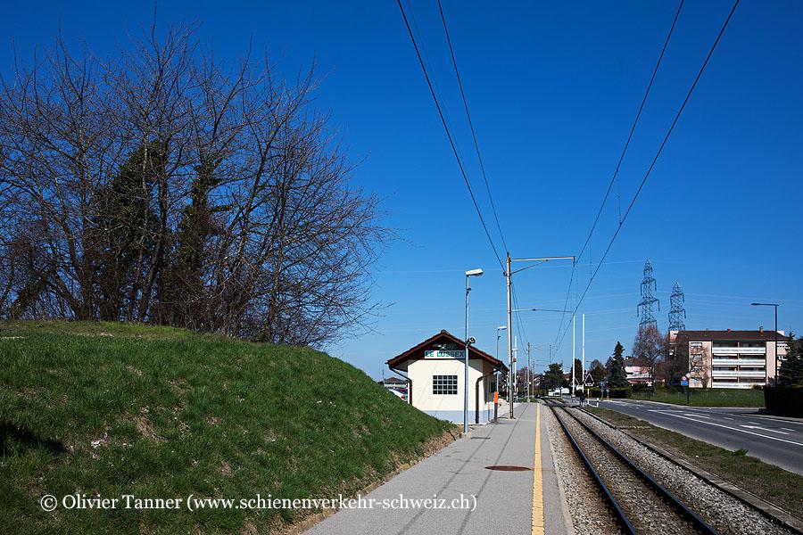 """Bahnhof """"Le Lussex"""""""
