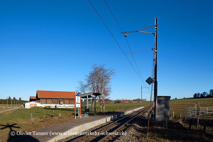 """Bahnhof """"Le Pied-d'Or"""""""