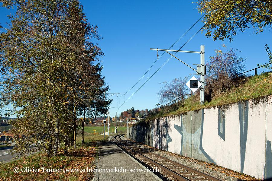 """Bahnhof """"Le Reymond"""""""