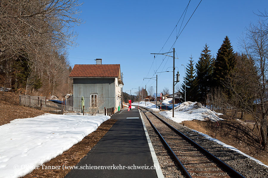 "Bahnhof ""Le Rocheray"""