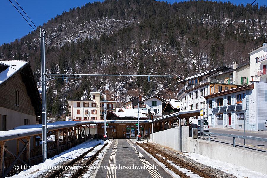 "Bahnhof ""Le Sépey"""