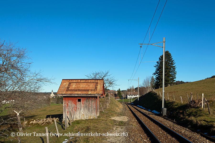 """Bahnhof """"Le Seignat"""""""