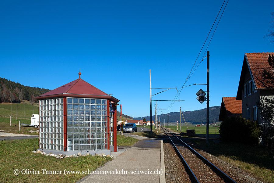 "Bahnhof ""Le Stand"""