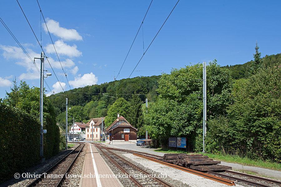 """Bahnhof """"Leimbach AG"""""""